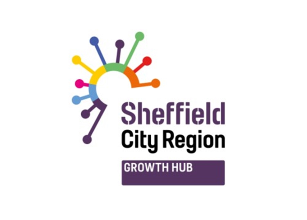 Sheffield city growth hub logo