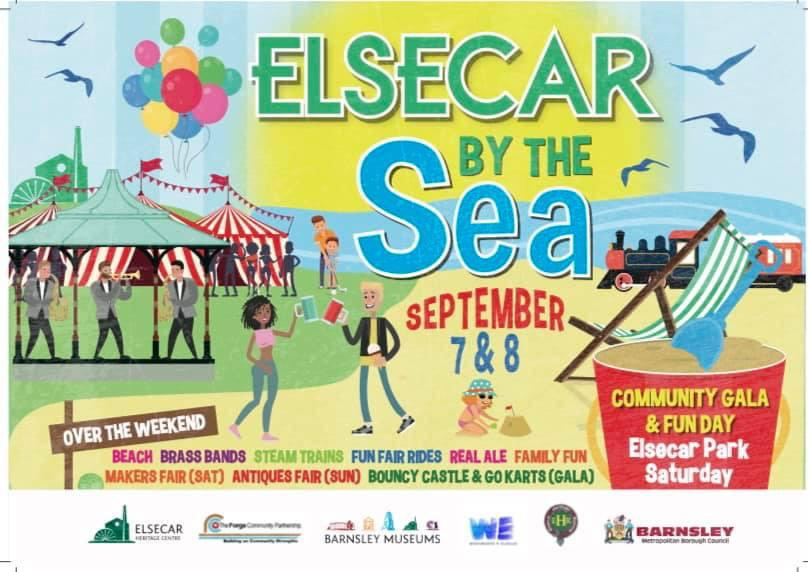 Elsecar by the sea poster