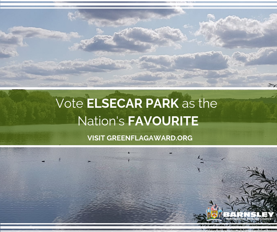 Vote elsecar heritage as the nation's favourite