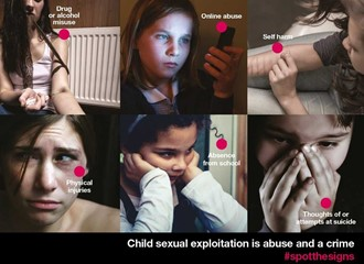 Spot the signs of online abuse