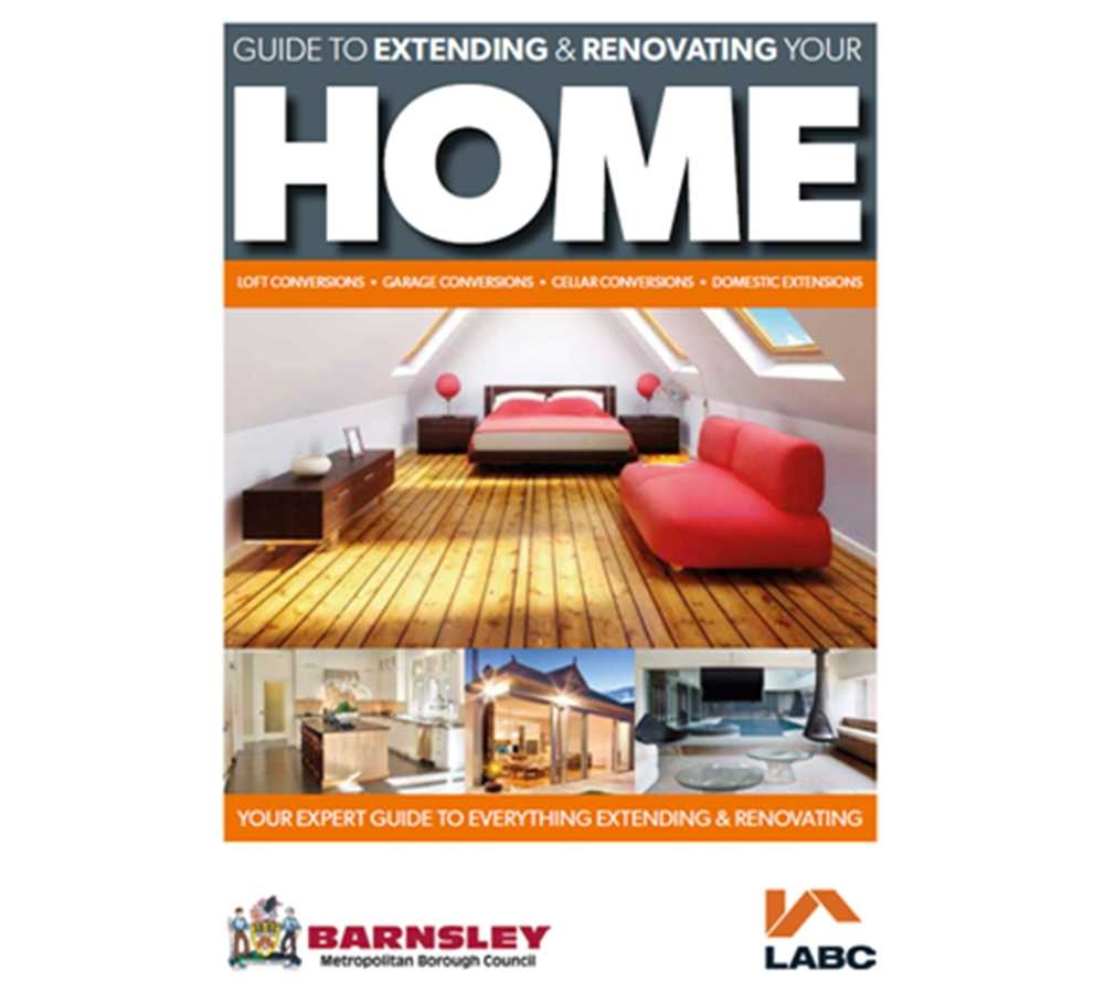 Guide to extending and renovating your home