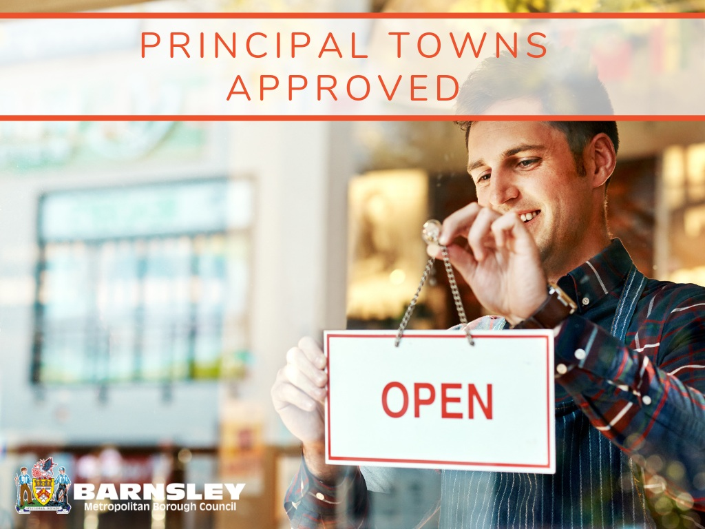 Principal Towns Business.