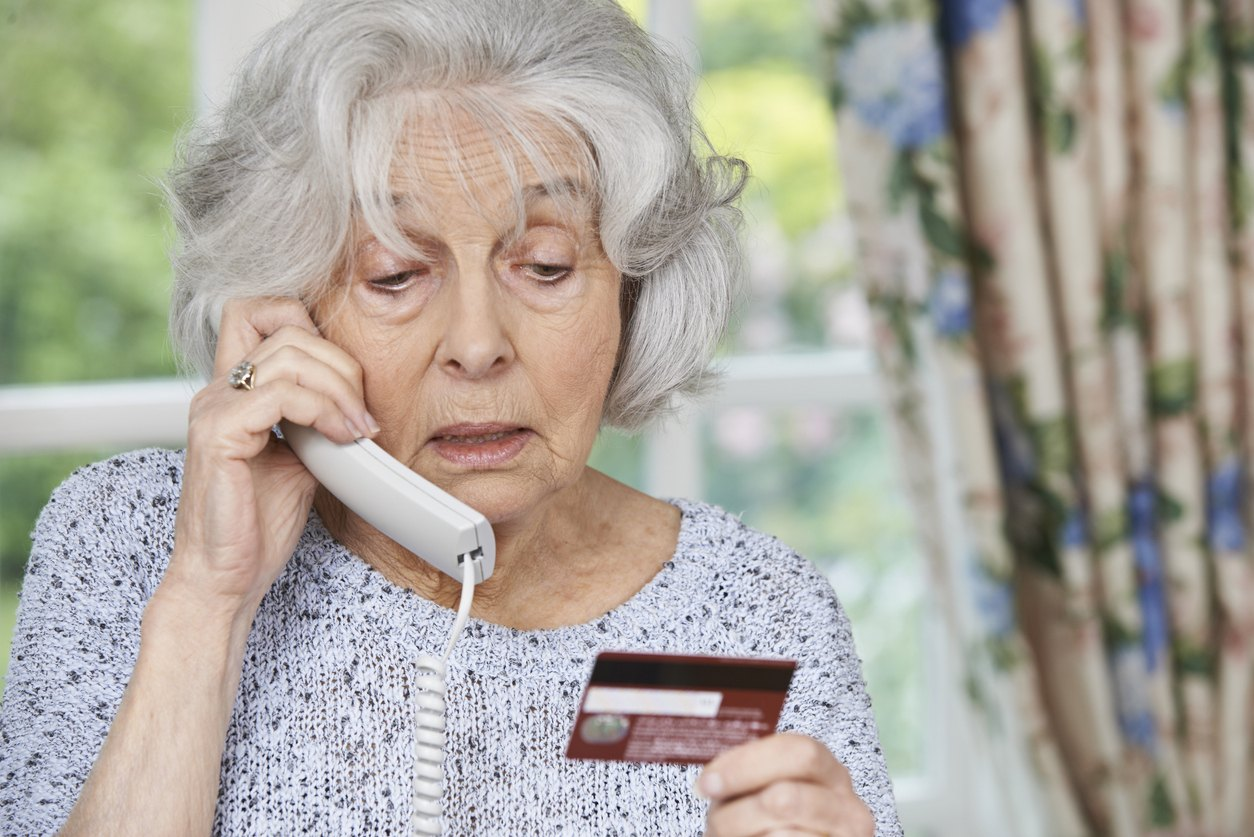 older person fraud