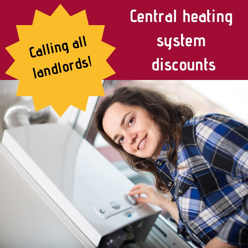 Central heating systems discount flyer