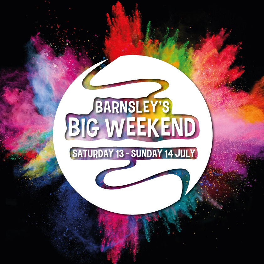 Barnsley's big weekend logo