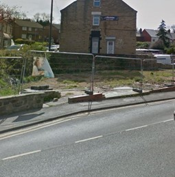 Development of the old Cudworth toilets site