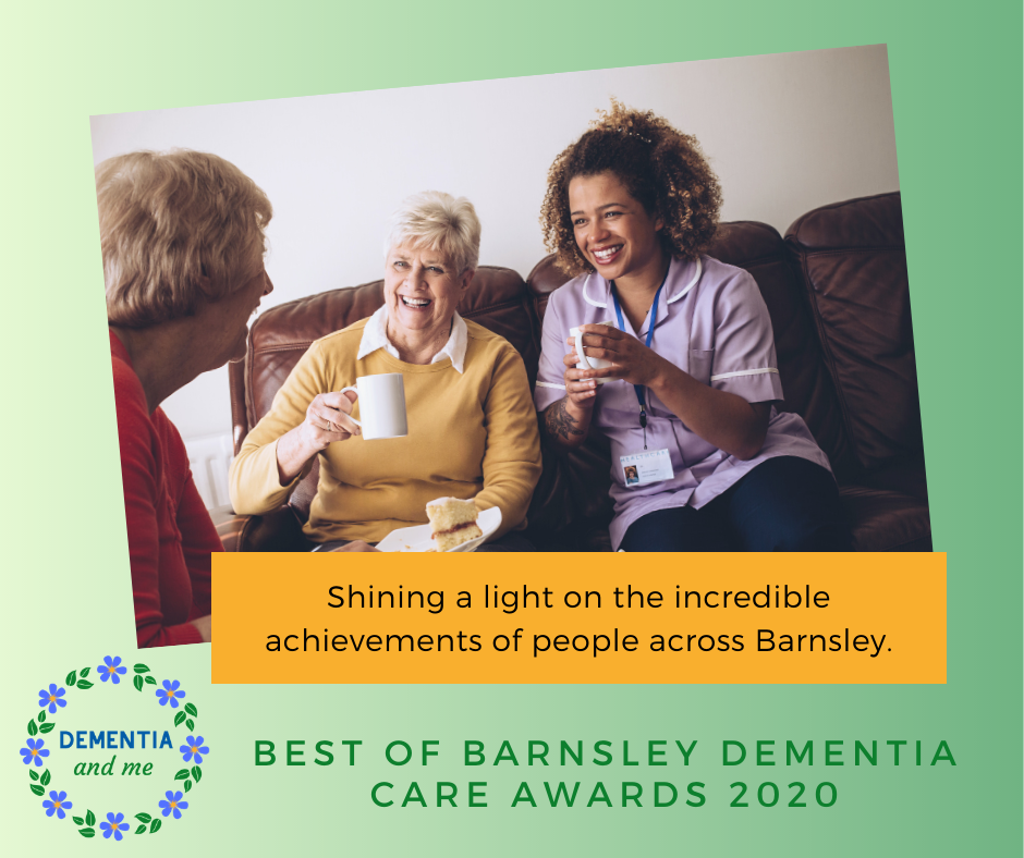 Barnsley dementia care awards