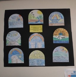 Work by children from Cawthorne CE Primary School (3)