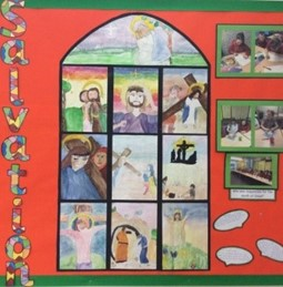 Work by children from Dodworth St John the Baptist CE Primary Academy (2)