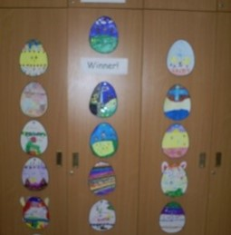 Work by children from West Meadows Primary School (7)