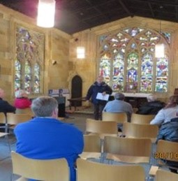 Visit to Wakefield Chantry Chapel and Cathedral (2)