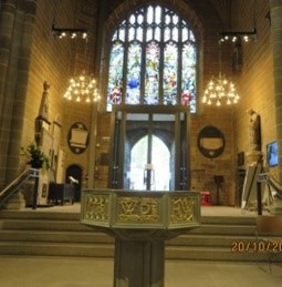 Visit to Wakefield Chantry Chapel and Cathedral (7)