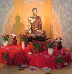 Visit to Sheffield Buddhist Centre (8)