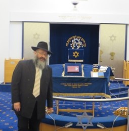 Visit to Sheffield Kingfield Synagogue (1)