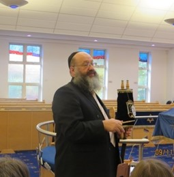 Visit to Sheffield Kingfield Synagogue (2)