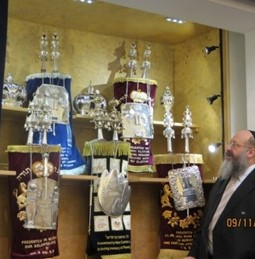Visit to Sheffield Kingfield Synagogue (3)