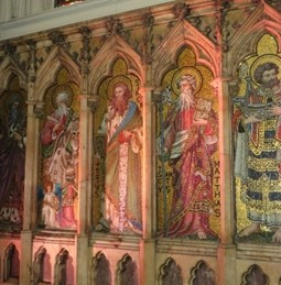 Visit to Leeds Minster (2)
