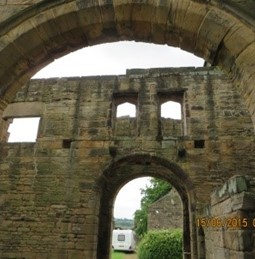 Visit to Monk Bretton Priory (1)