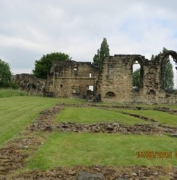 Visit to Monk Bretton Priory (6)