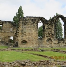 Visit to Monk Bretton Priory (7)