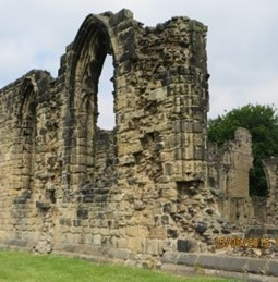 Visit to Monk Bretton Priory (8)