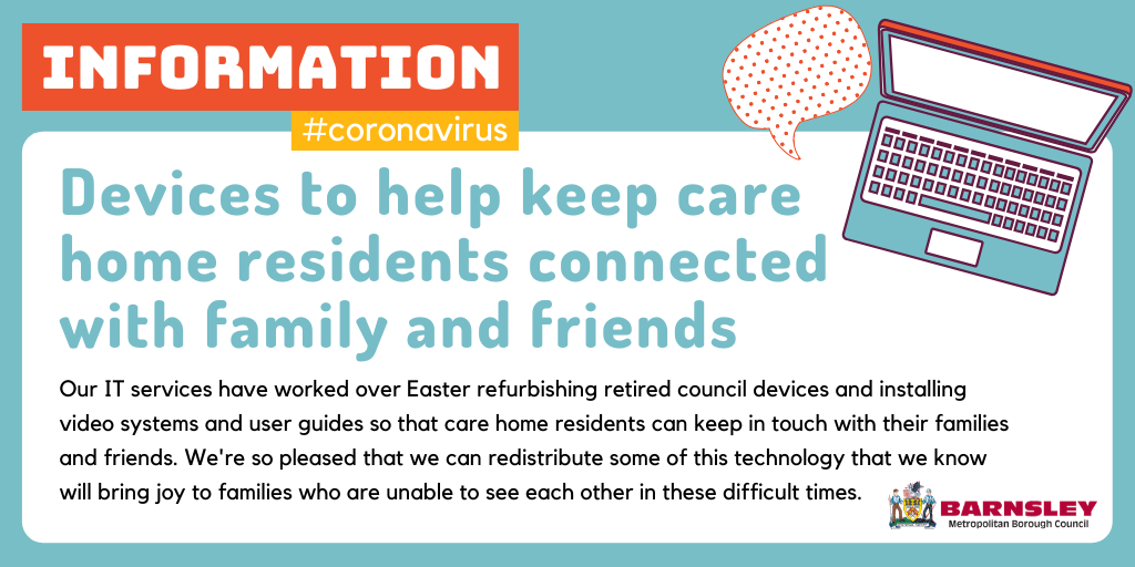 devices for care homes
