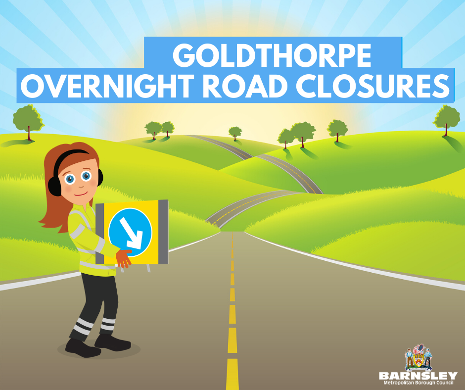 Goldthorpe overnight road closures
