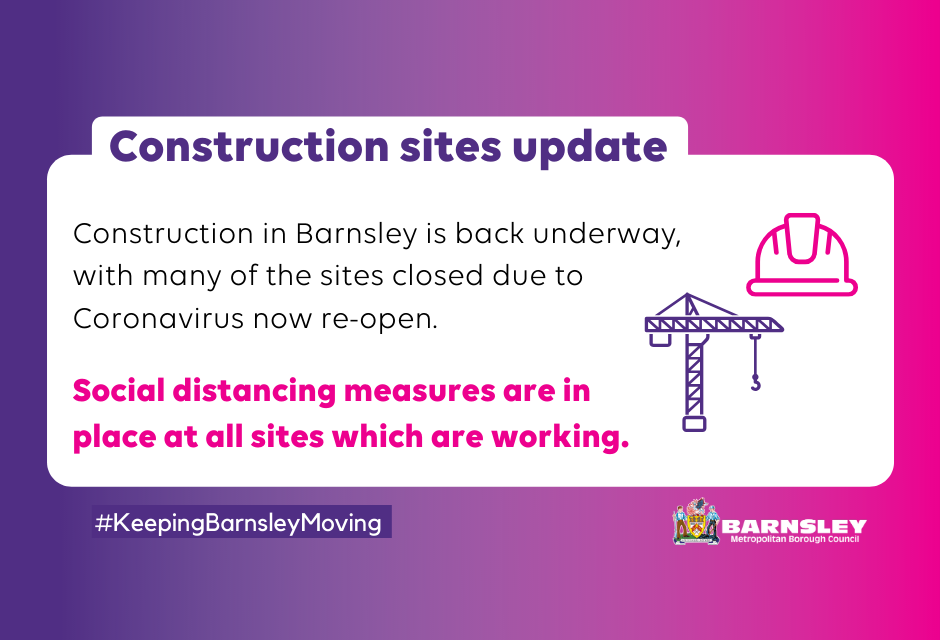 Construction sites update