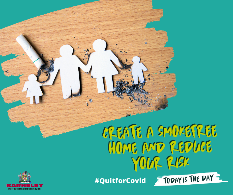 Create a smokefree home and reduce your risk