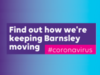 Keeping Barnsley moving promotion box image