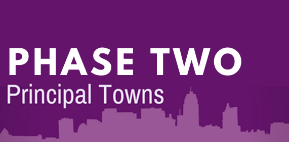 Phase Two Principal Towns