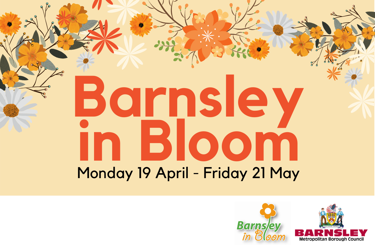 Barnsley in Bloom poster competition