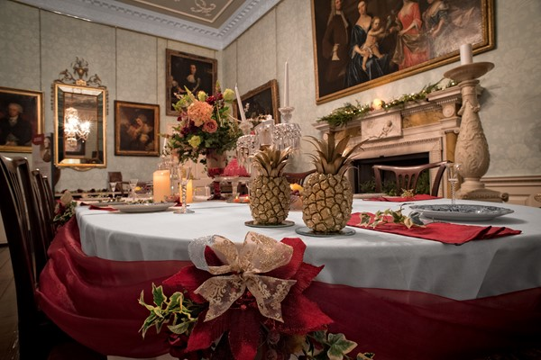 Christmas Dining Room Cannon Hall 1.jpg
