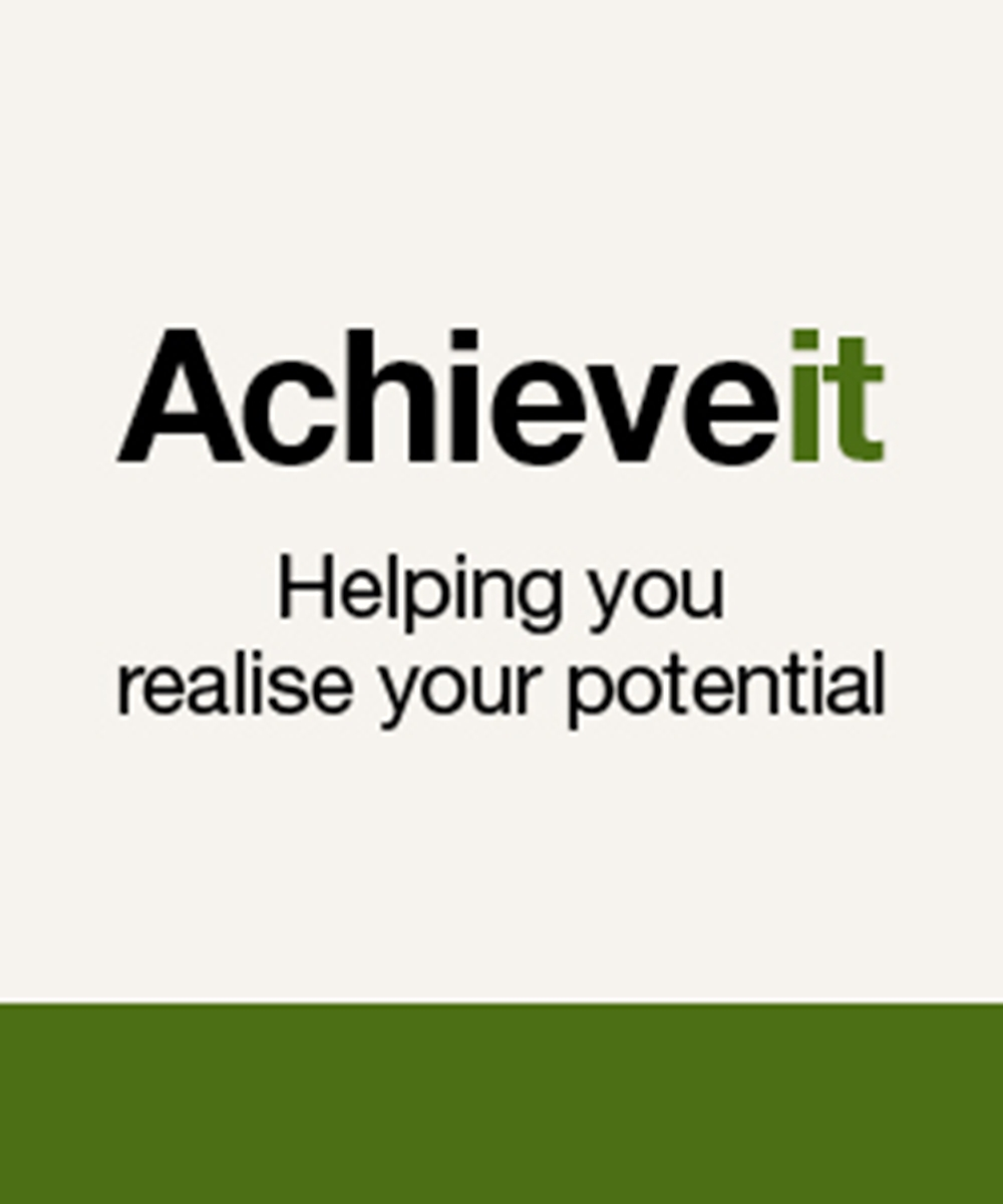 Achieve it - Helping you realise your potential