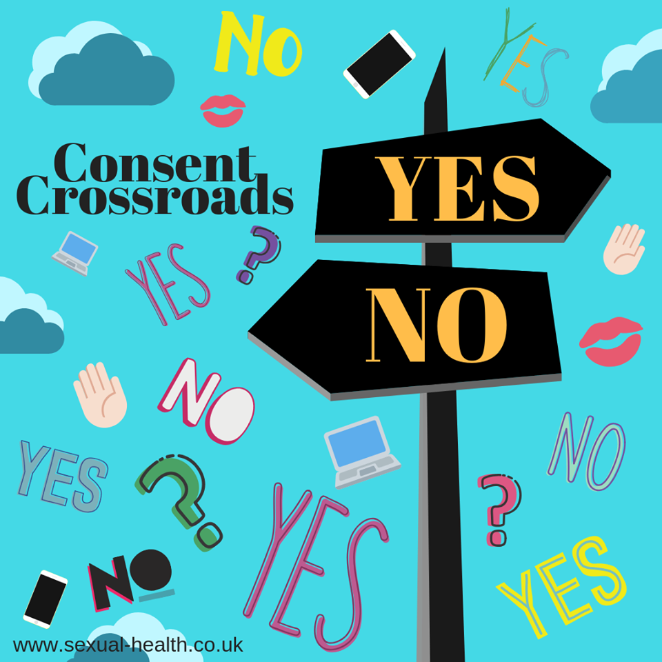 Consent cross roads flyer